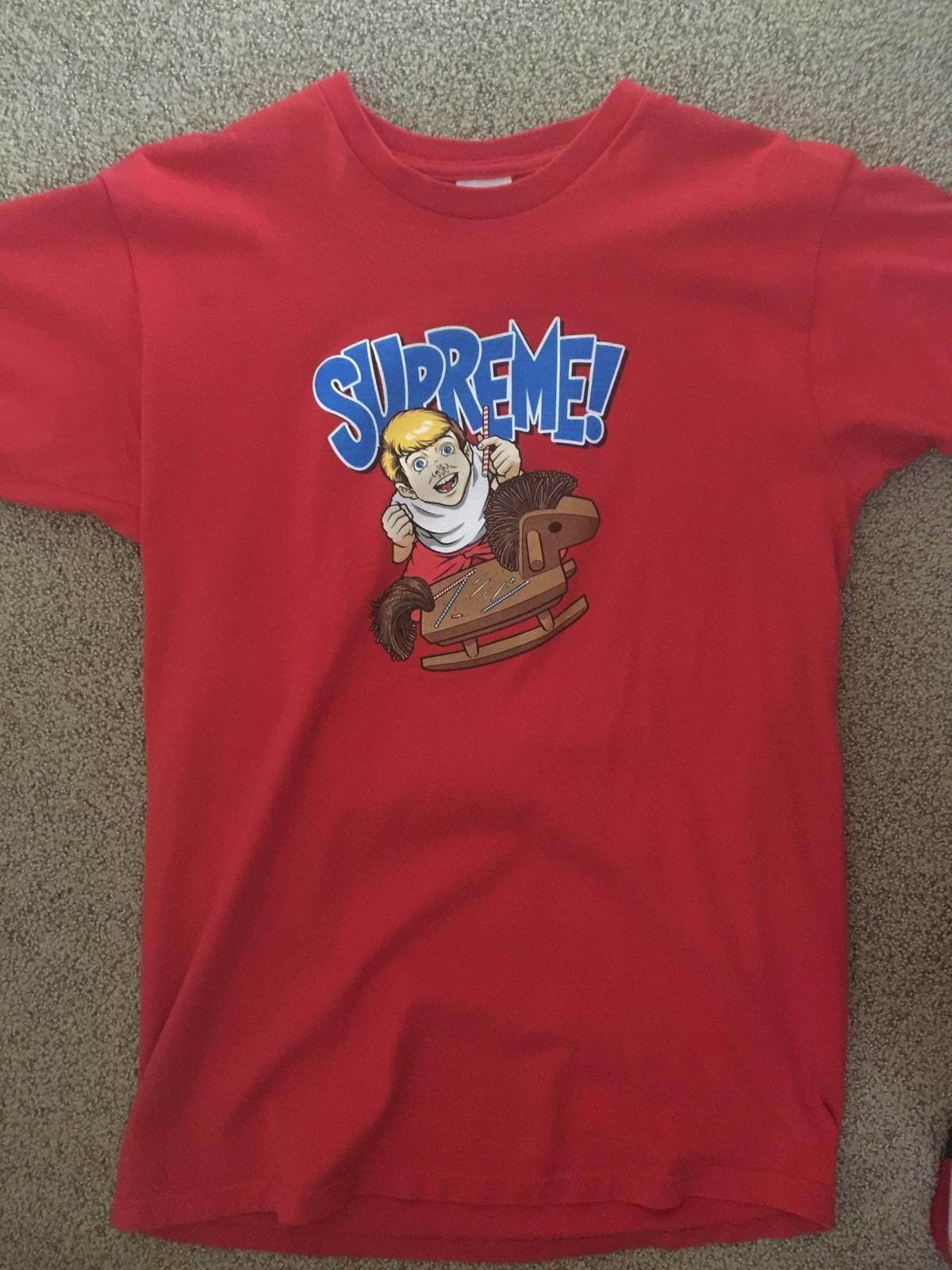 Supreme Sean Cliver Sugar Rush Rocking Horse | Grailed