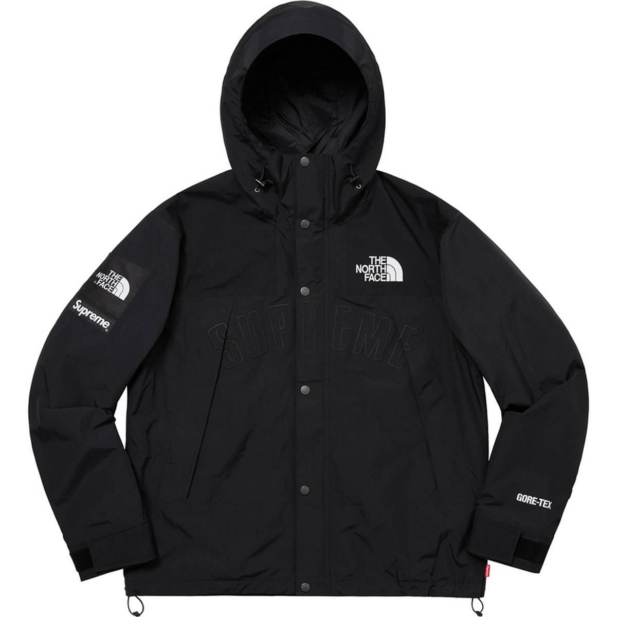 1c39fcbc8 Supreme × The North Face Supreme X The North Face Arc Logo Mountain Parka  Black Size M $720