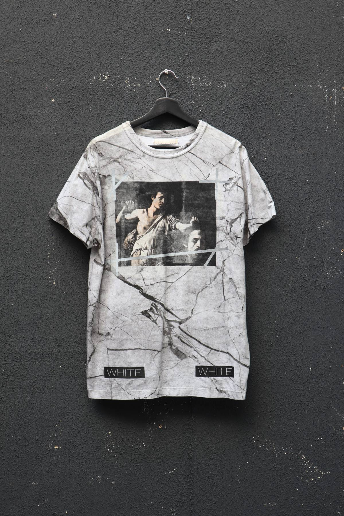 c141870efb Off White Black Marble T Shirt – DACC