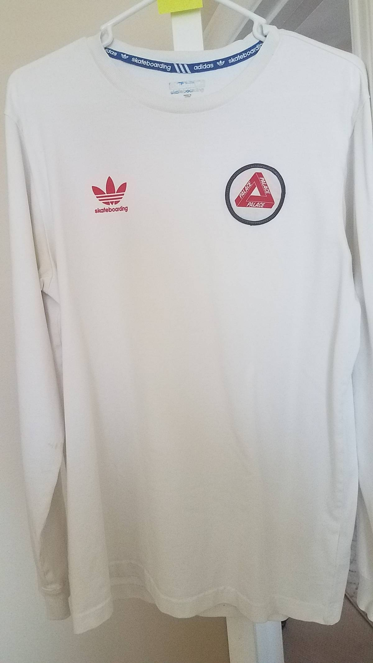 Adidas Adidas X Palace Fairfax Long Sleeve Griled  Grailed