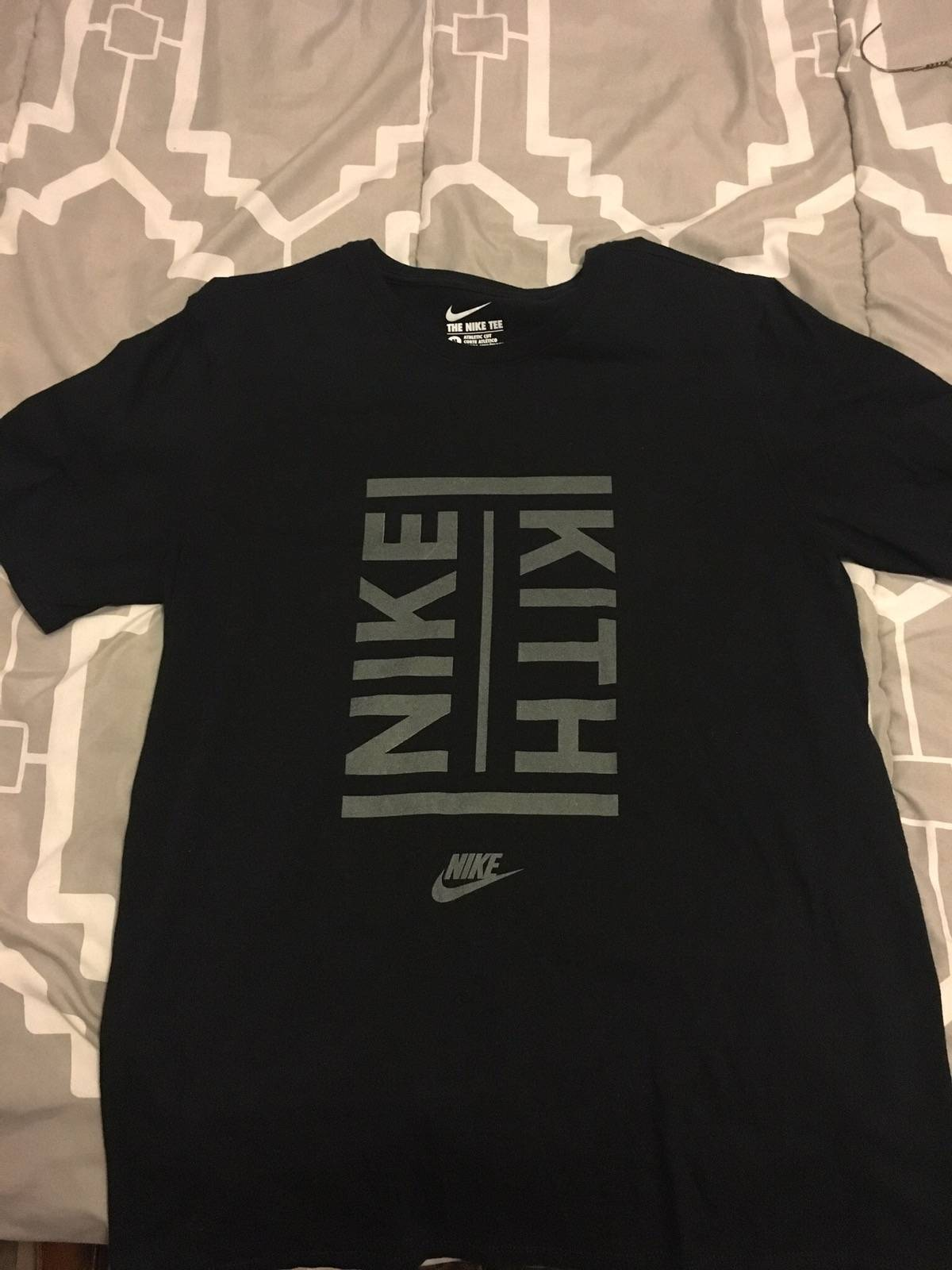 Nike Kith X Nike Custom Tee Size M Short Sleeve T Shirts For Sale