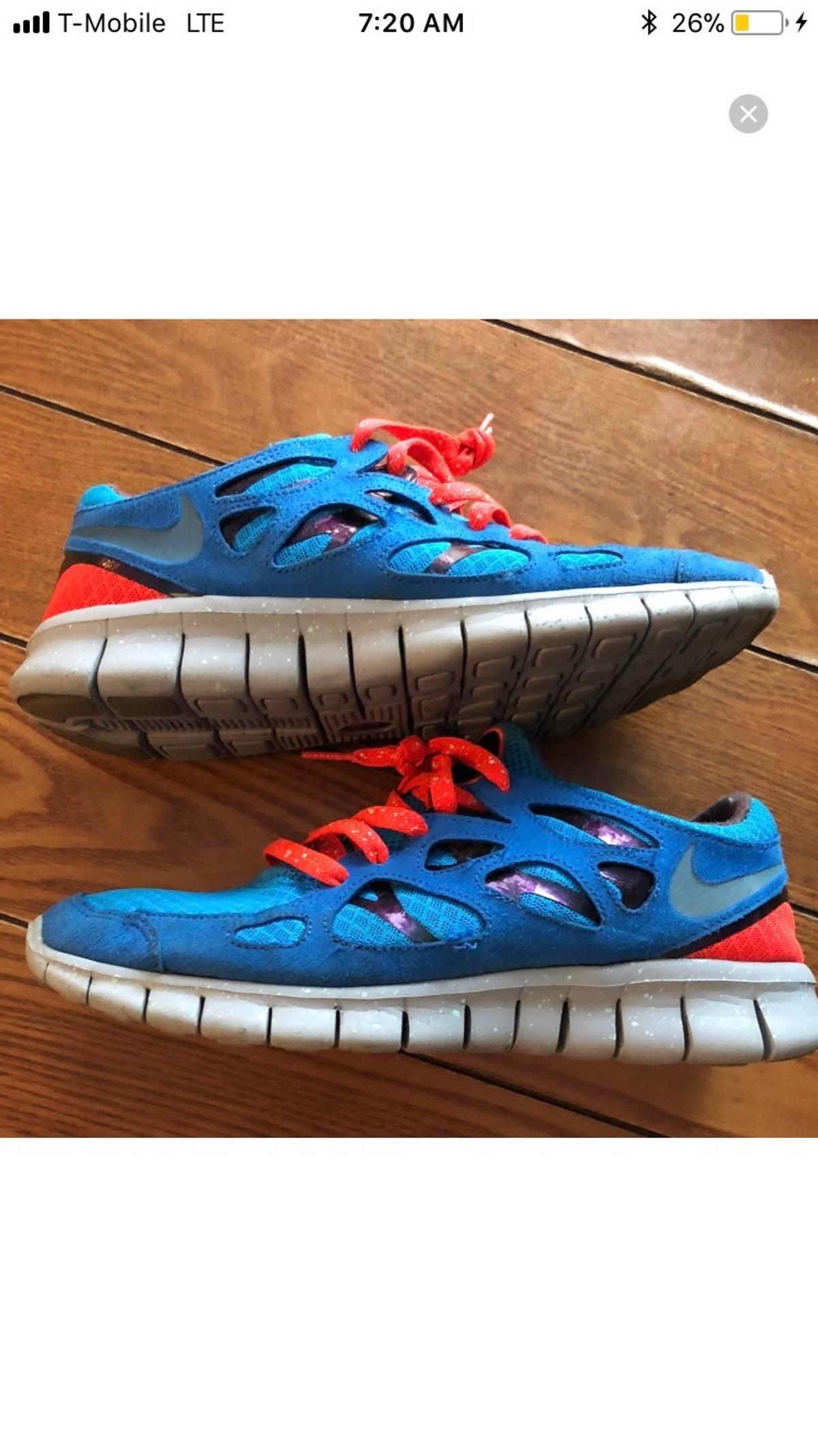 reputable site 8e737 5bbe8 Nike ×. Doernbecher Nike Free Run 2