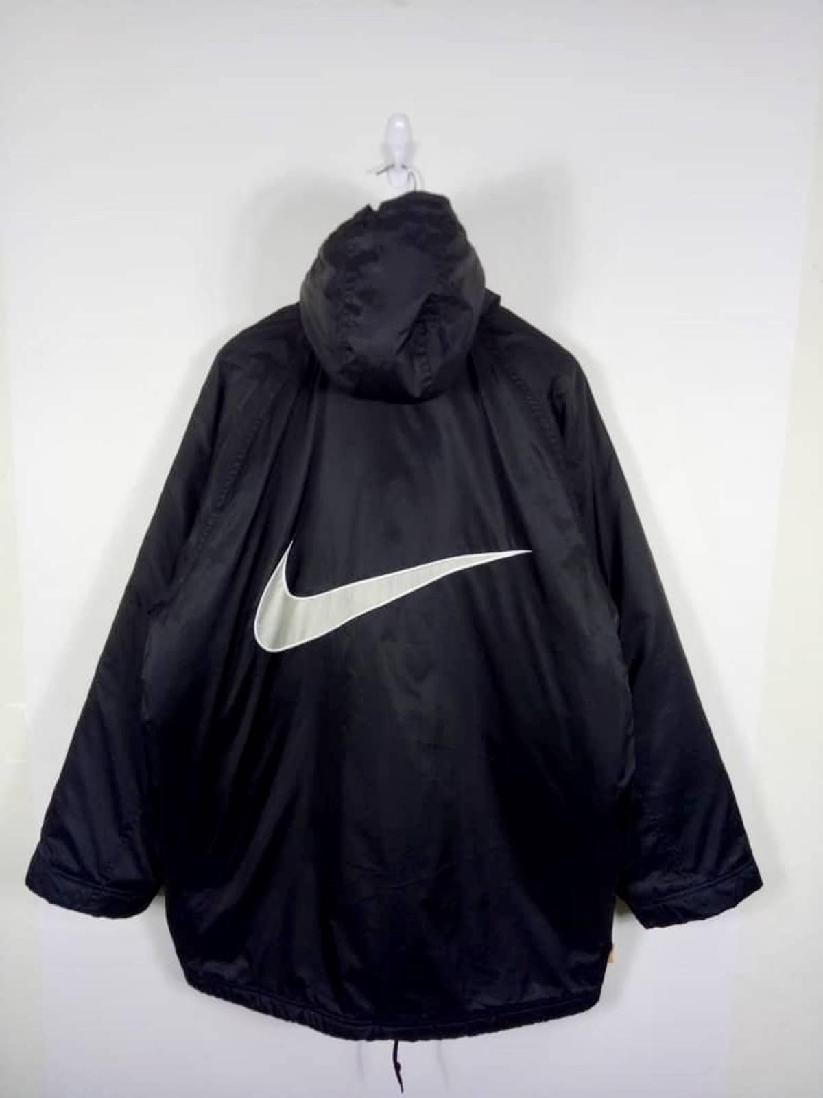 "94bdcb8365f0 Nike Vintage Nike Light Jacket Big Logo Ampit 28""x34"" Size Large ..."