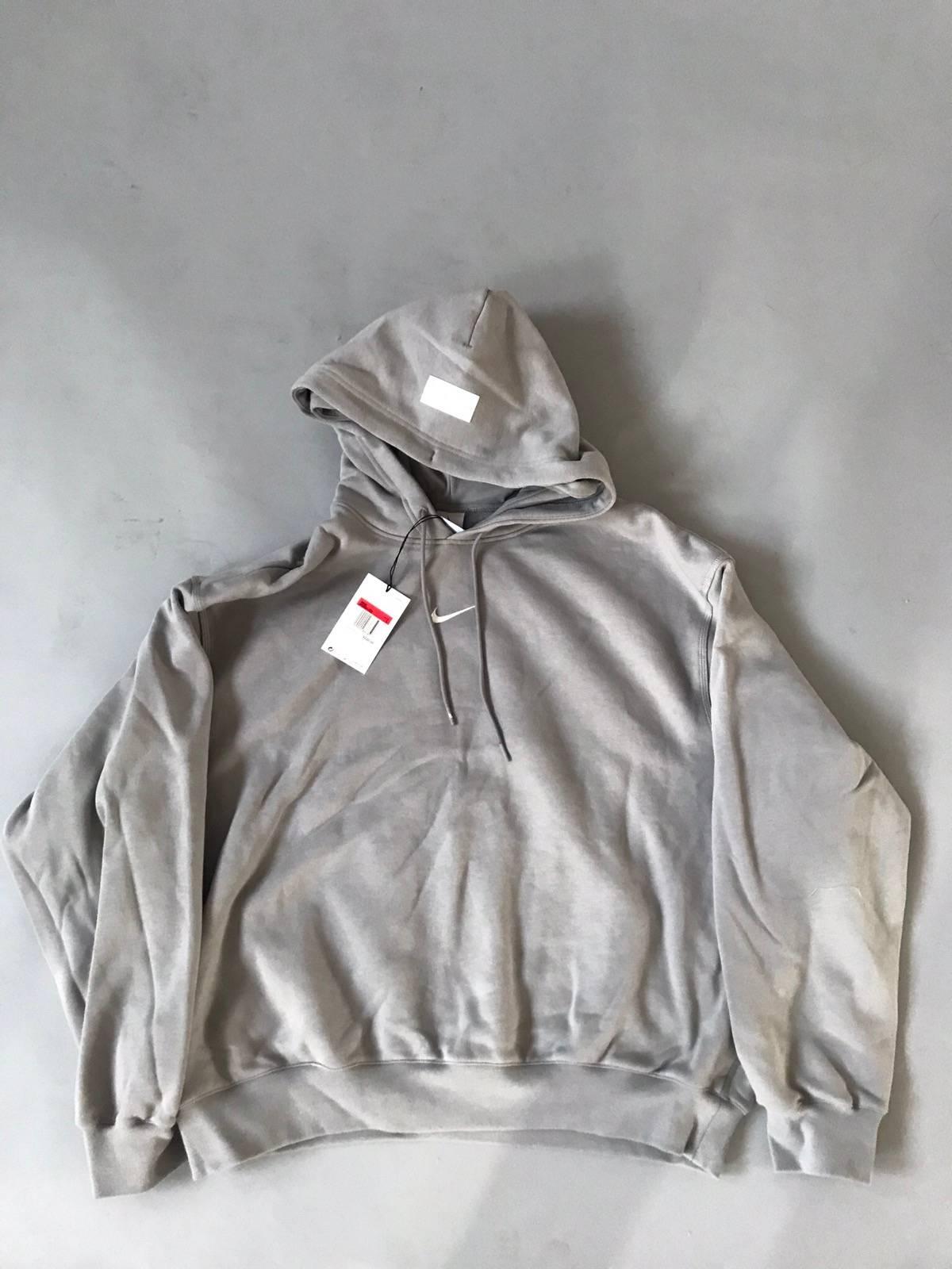 nike hoodie fear of god