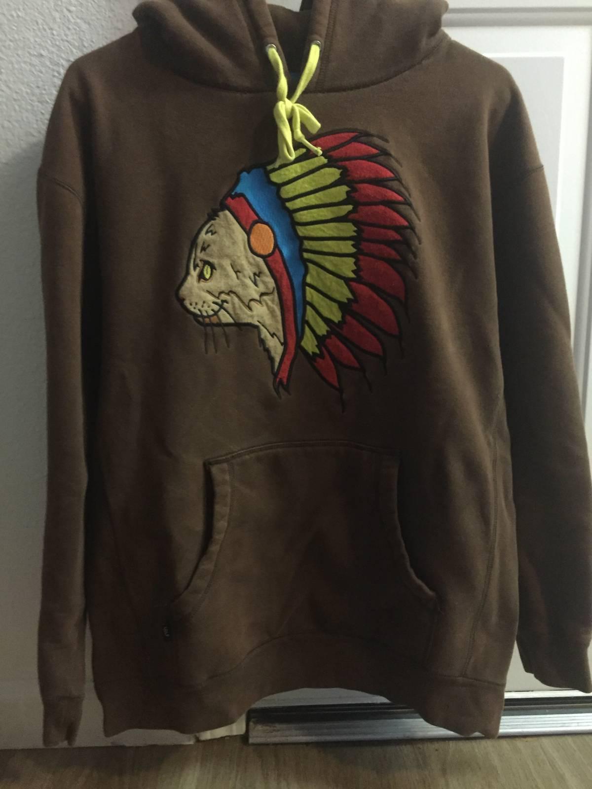 56a9e56a59ec Golf Wang Golf Wang Native Cat Hoodie Size l - Sweatshirts   Hoodies for  Sale - Grailed