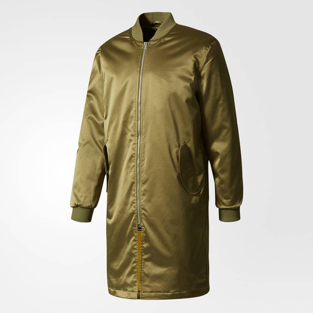 Adidas Originals SST HZO Men's Bomber Jacket BQ5245 Olive