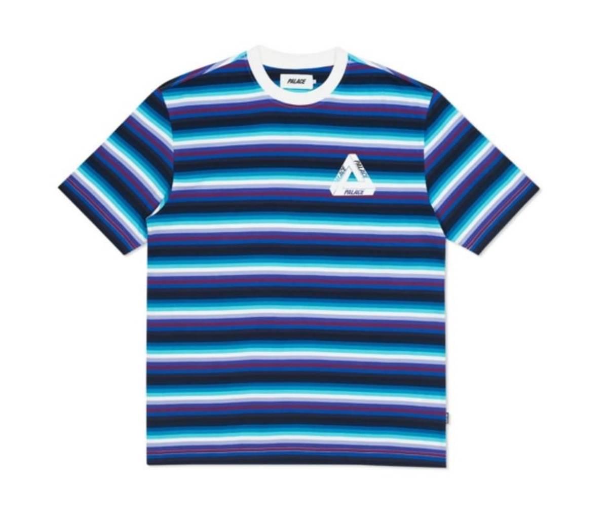 b240640b117b Palace Palace Thin Stripe Tri Ferg Tee Size m - Short Sleeve T-Shirts for  Sale - Grailed
