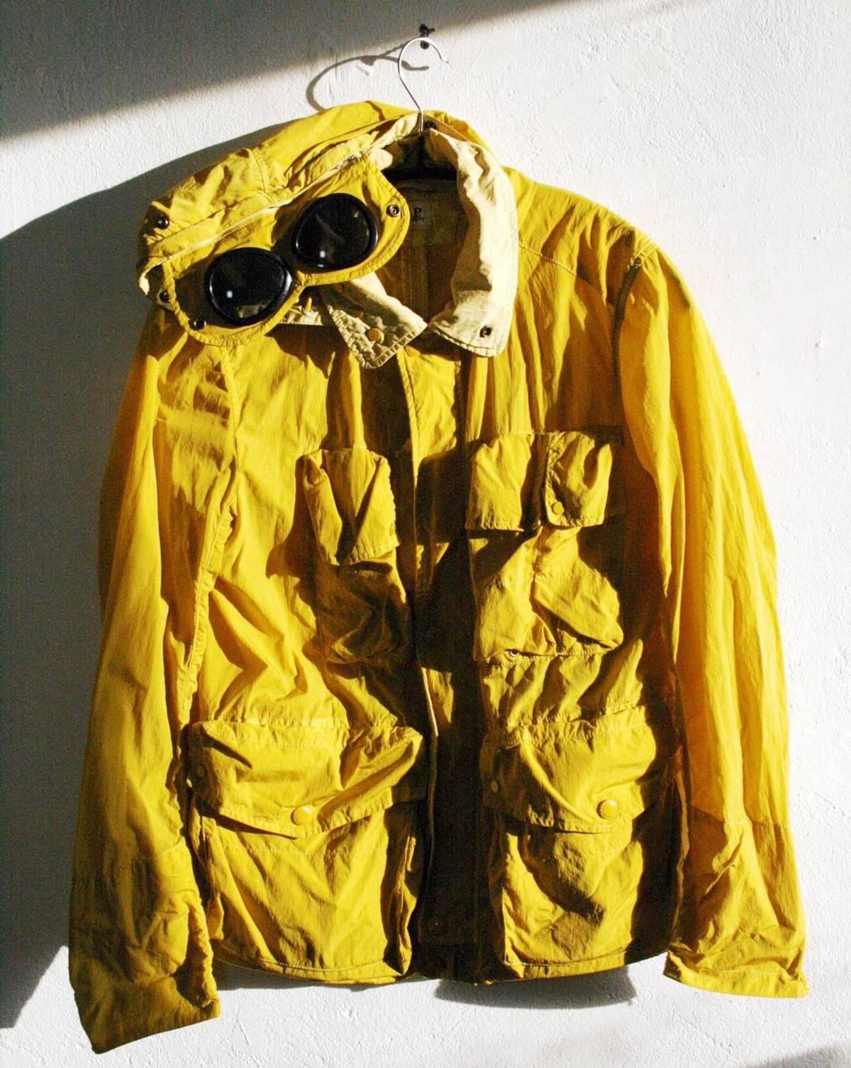 the latest 3b3bd a093e C.P. Company C.P. Company Millie Miglia Jacket 46 It S Size M Yellow Color  Race Bike Stone Island Spw Designer Item Italy Massimo Osti Rare Summer ...
