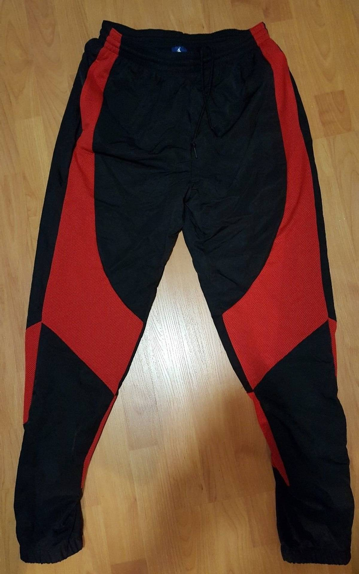 27c2777aacb70c Jordan Brand AIR JORDAN 1 WINGS WOVEN PANTS Size 34 - Sweatpants ...