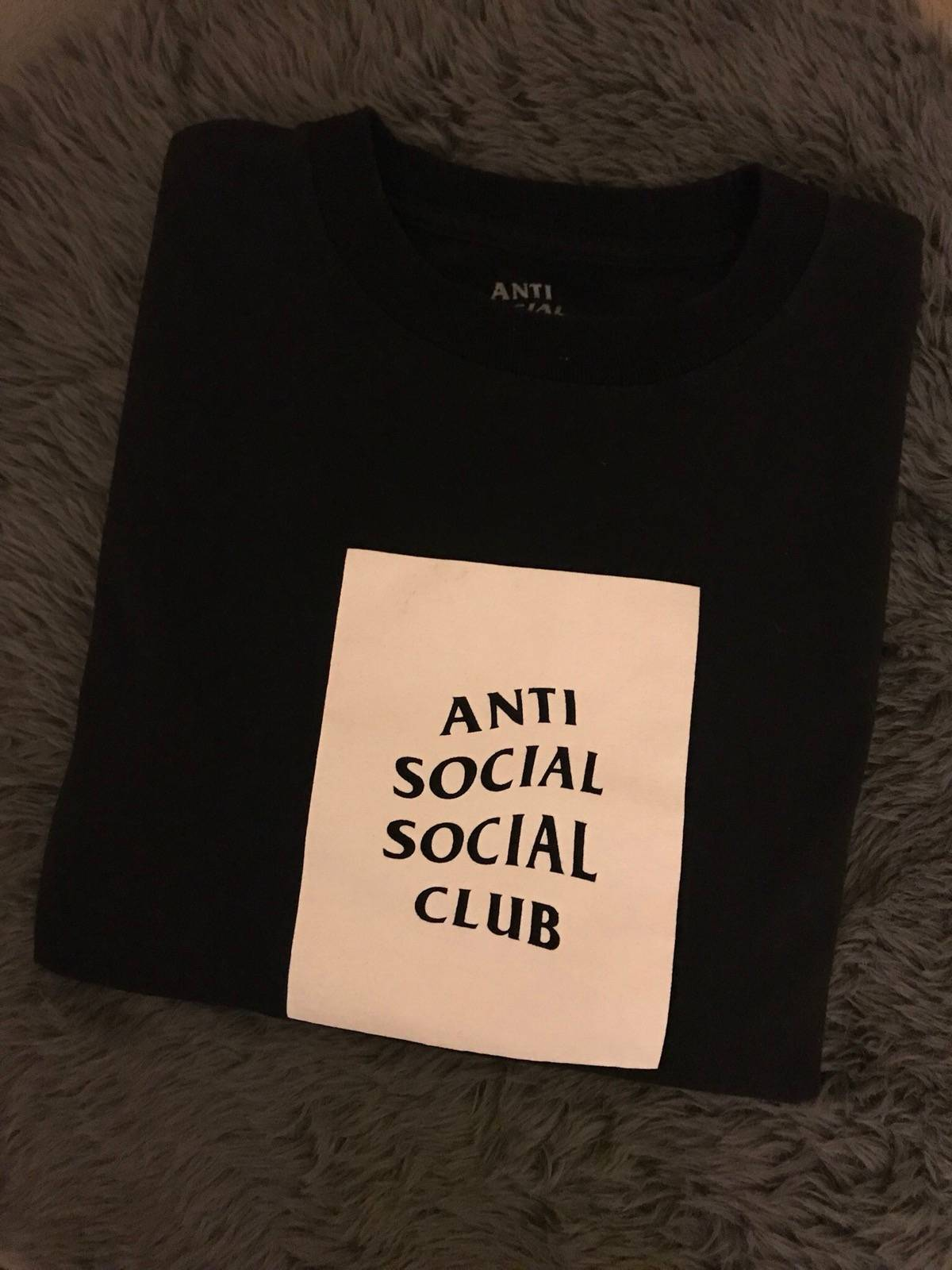 6e203104 Anti Social Social Club Antisocial Social Club Suhi Tee Size S | Grailed