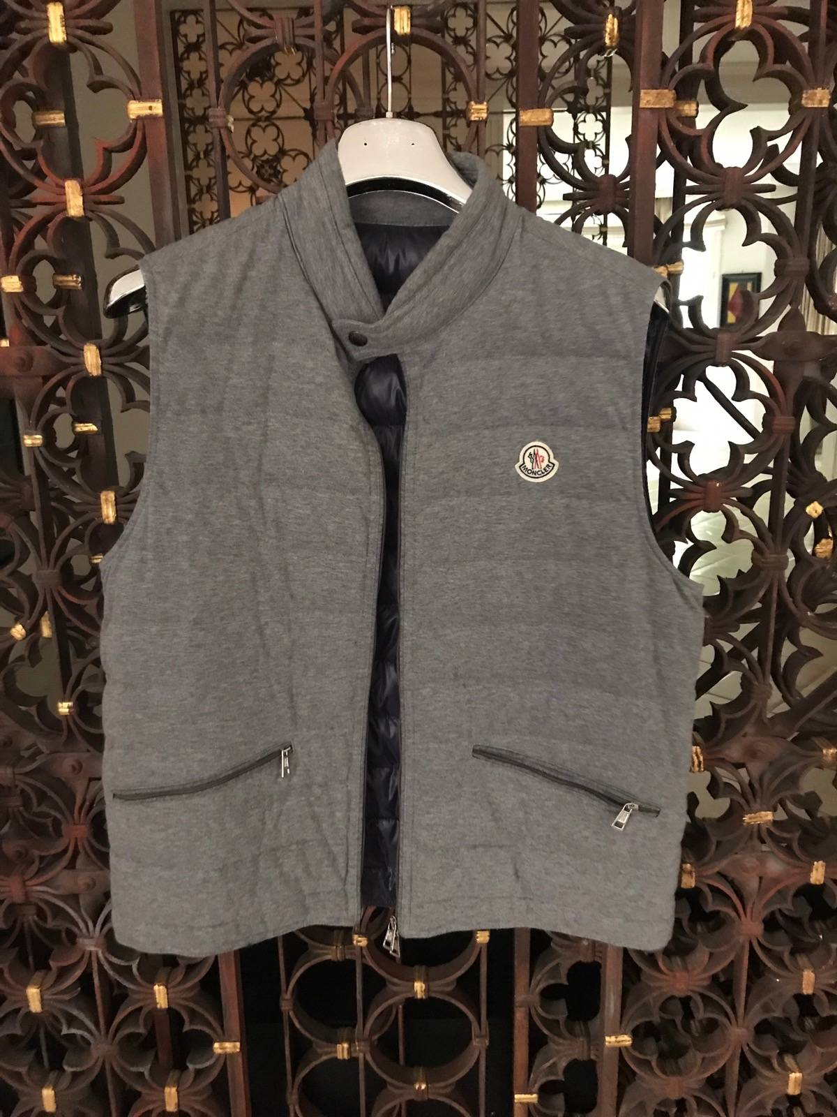 ef2ae3029 Moncler Gui Moncler Grey Size M $218