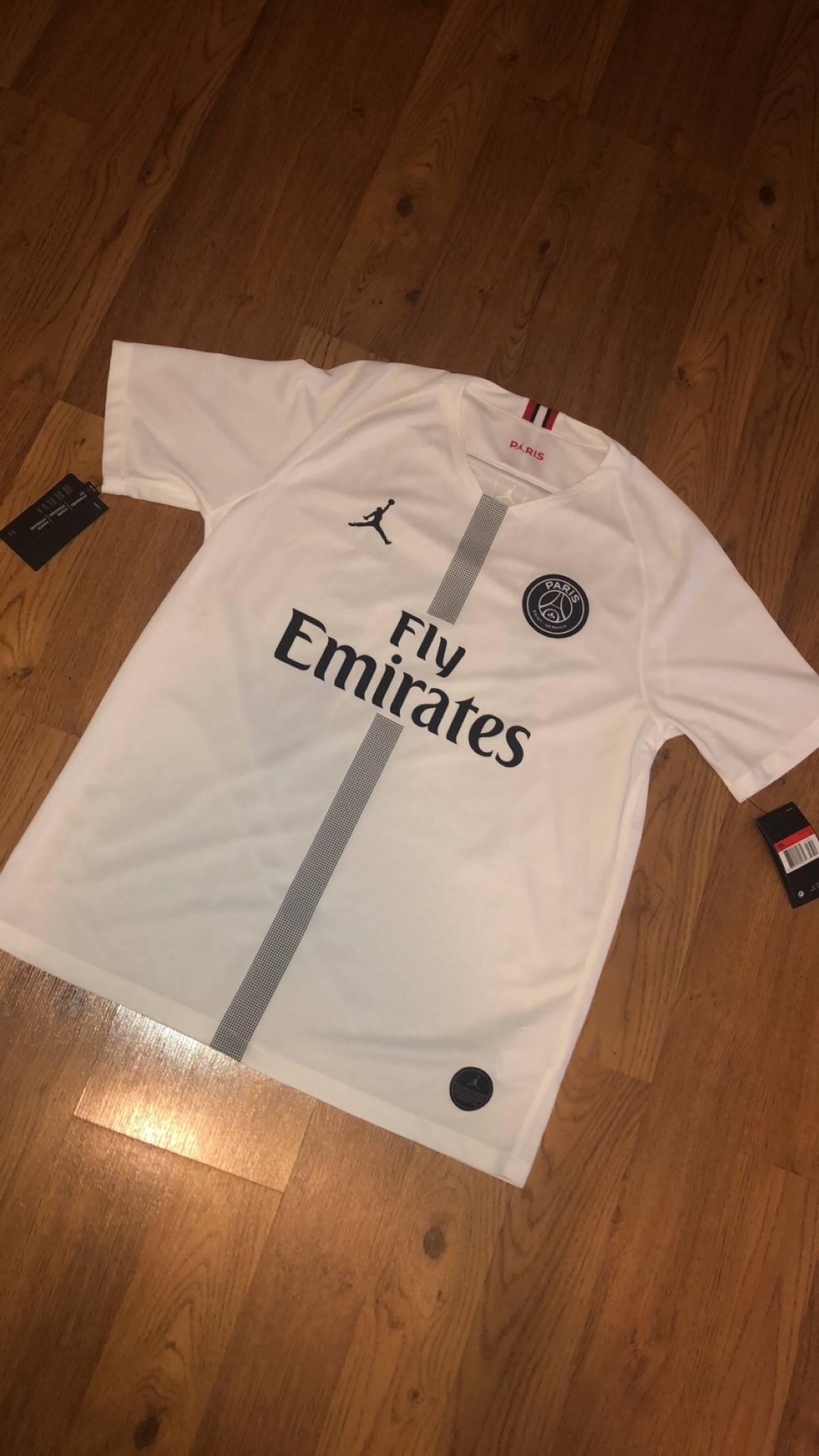3a9ab78cf83526 Jordan Brand. PSG X Jordan Neymar Kit (🔥 FINAL DROP 🔥. Size  US L ...