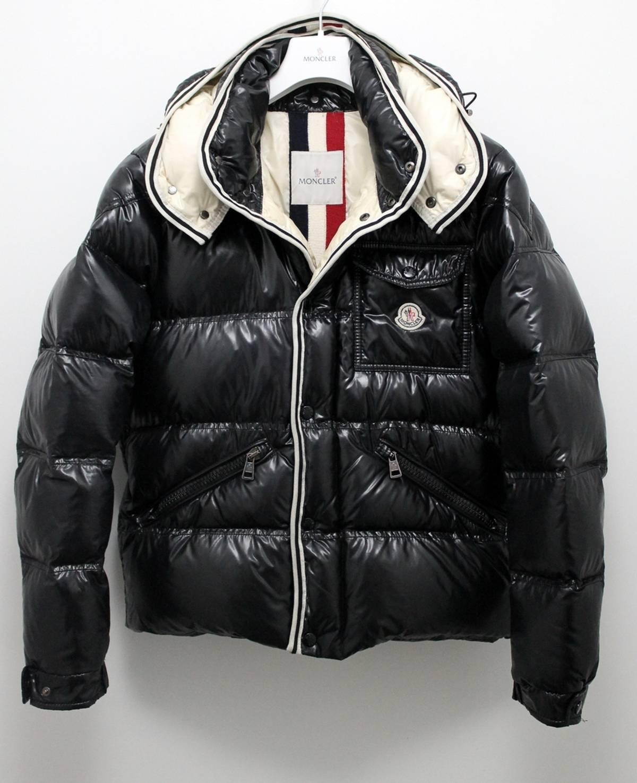 Moncler Authentic Moncler Branson Men's Puffa Real Down Coat Certilogo Us Size 40 Size L $382