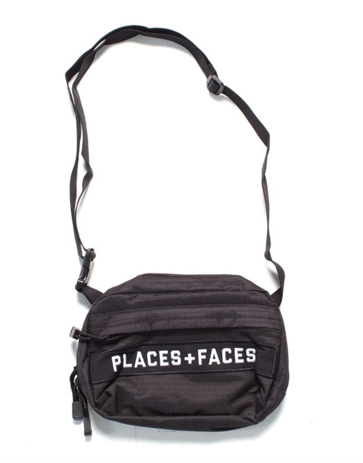 Places Faces Places Faces Pouch Shoulder Bag Size One Size Bags Amp Luggage For Sale Grailed