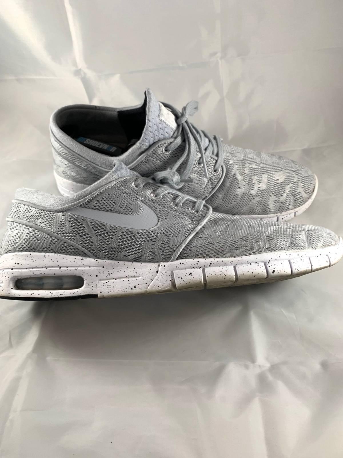 4467effc5a Nike Nike Sb Stefan Janoski Air Max Grey/white | Grailed