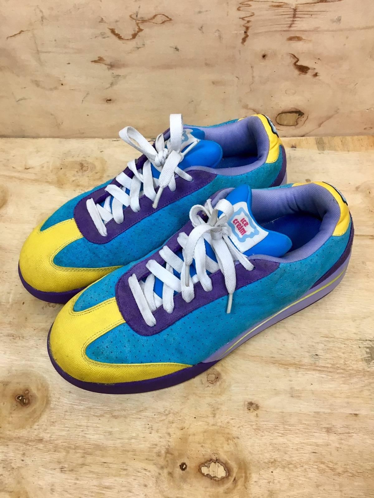 69ab24d0e524 Reebok × Icecream × Pharrell. Reebok Boardflip Ice Cream Skate shoe Pharrell  Williams BBC ...