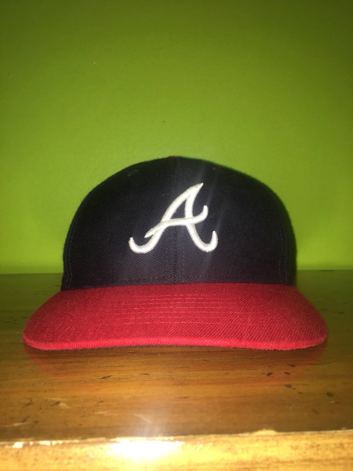 9f249b023a2 Ian Connor Ian Connor Atlanta Braves Cap Size one size - Hats for Sale -  Grailed