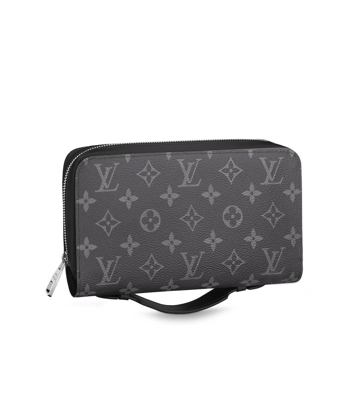 8d0ad77636a1 Louis Vuitton ×. Eclipse monogram zippy XL Wallet
