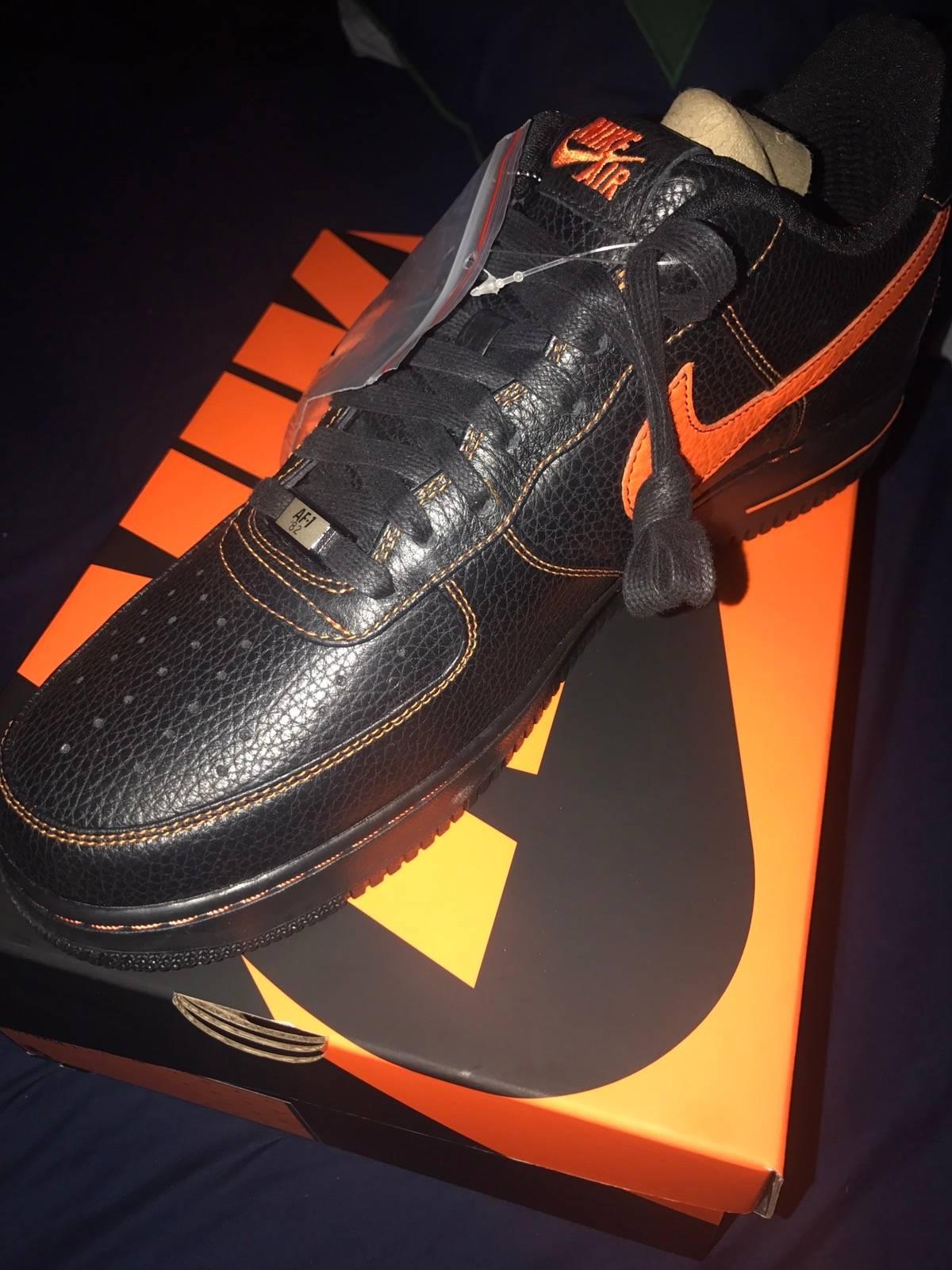 Vlone Nikelab X Vlone Air Force One Size 12.5 $1800
