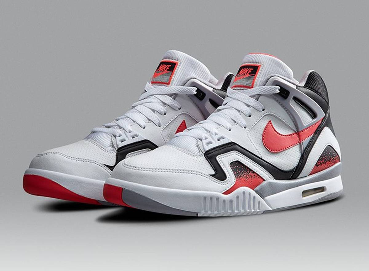 reputable site 96ed6 388a7 Nike. Andre Agassi Air Tech Challenge II