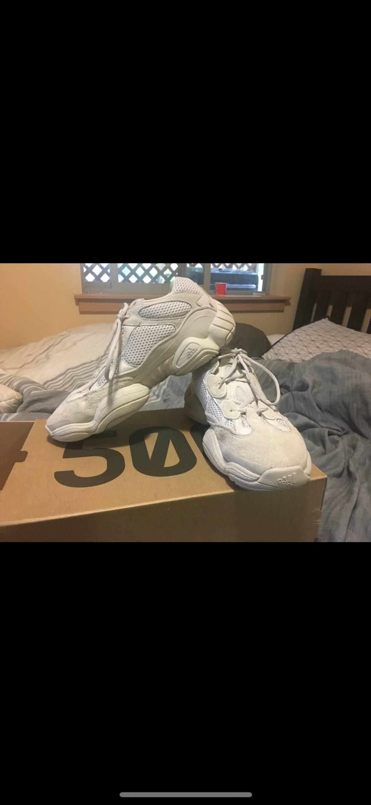 new style 99d31 8ab56 Adidas Kanye West × Kanye West × Yeezy Boost Adidas Yeezy 500 Super Blush  Size 13 $225