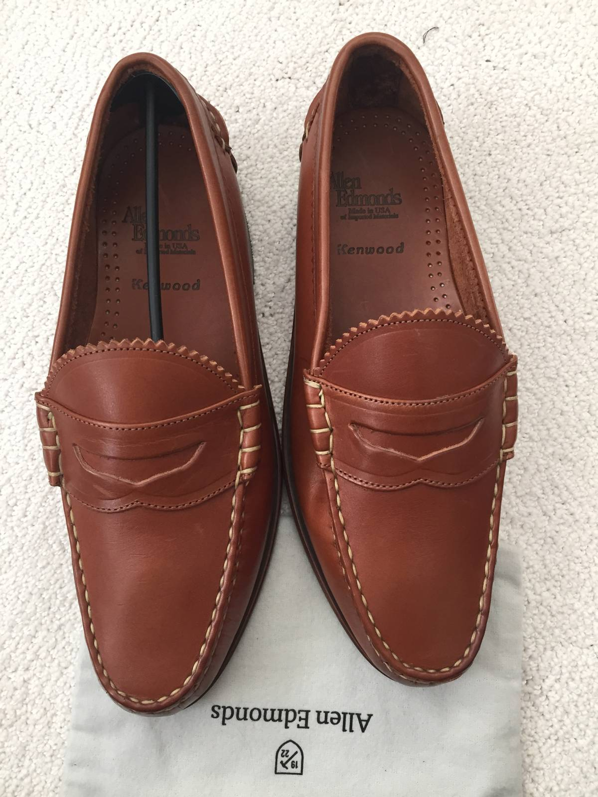 bb2296a1c93 Allen Edmonds Kenwood - Tan