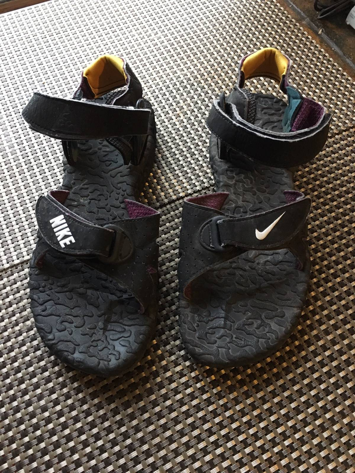 Nike Acg Vintage 90's Nike Air Acg Deschutz Sandals Mens Size 9 Size 9 $55