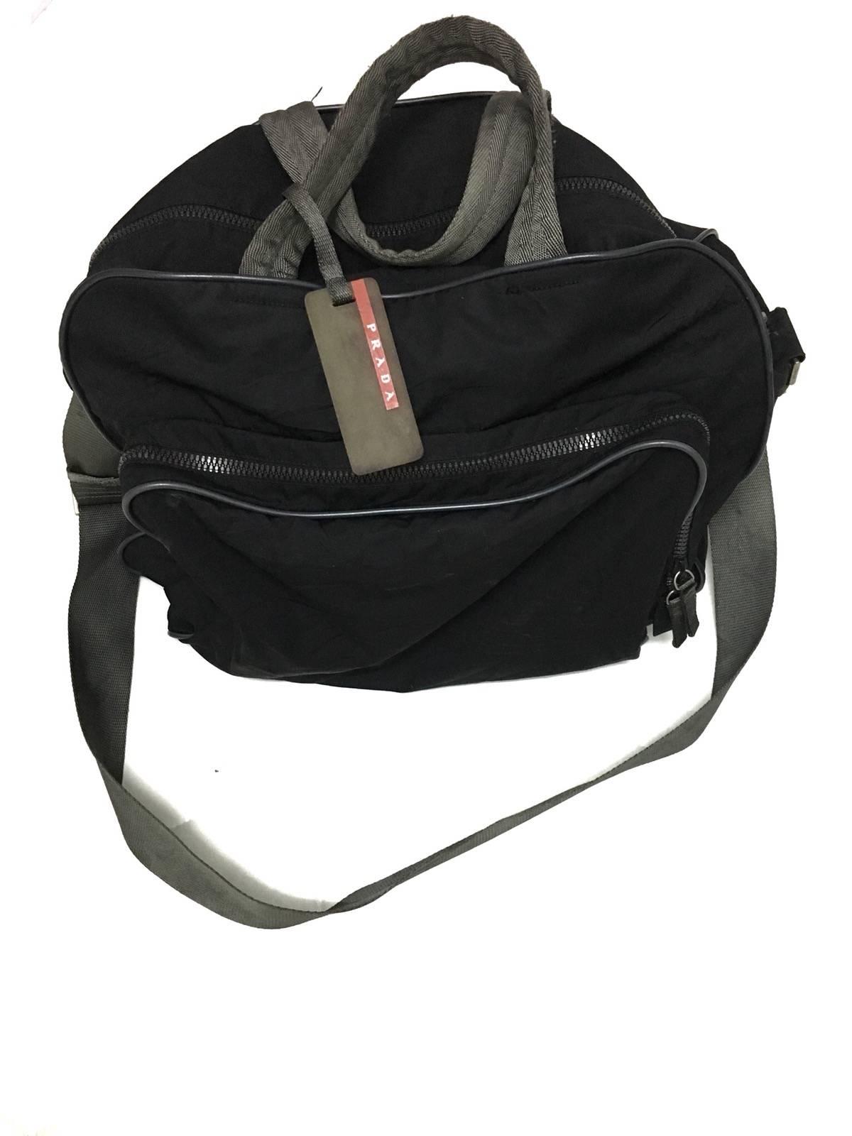 c24b6edf275332 Prada Nylon Travel Bags | The Shred Centre