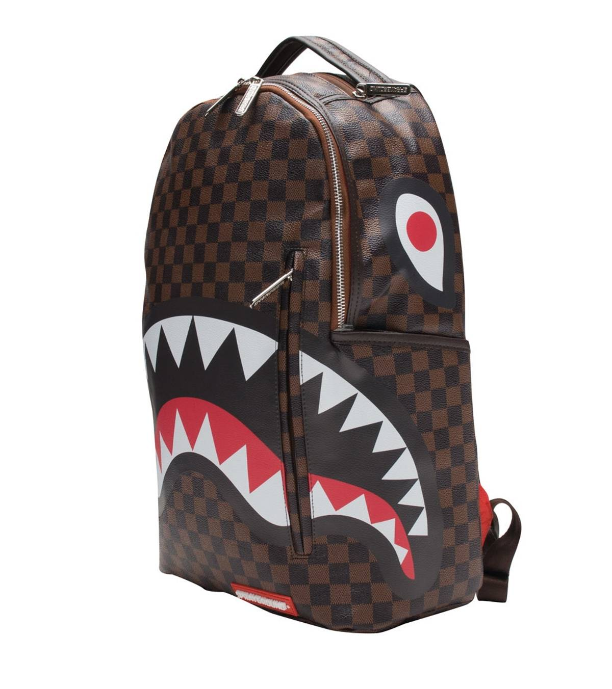 Bape Shark Backpack >> Sprayground Lv Shark In Paris Backpack Size One Size 285