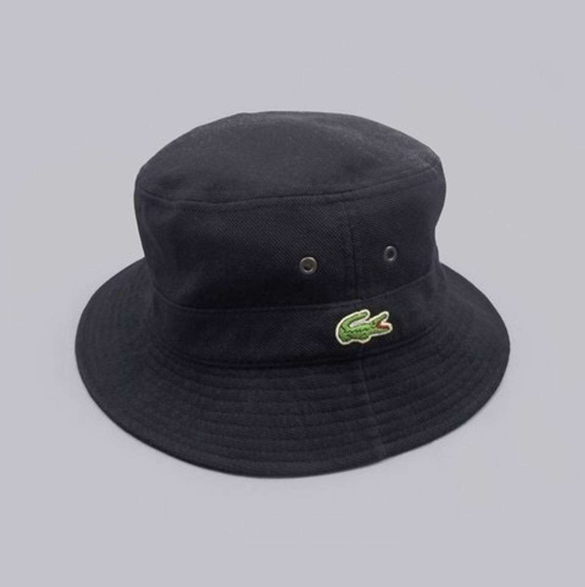 3d57550287d9ee Vintage × Lacoste ×. 90's Lacoste Bucket Hat