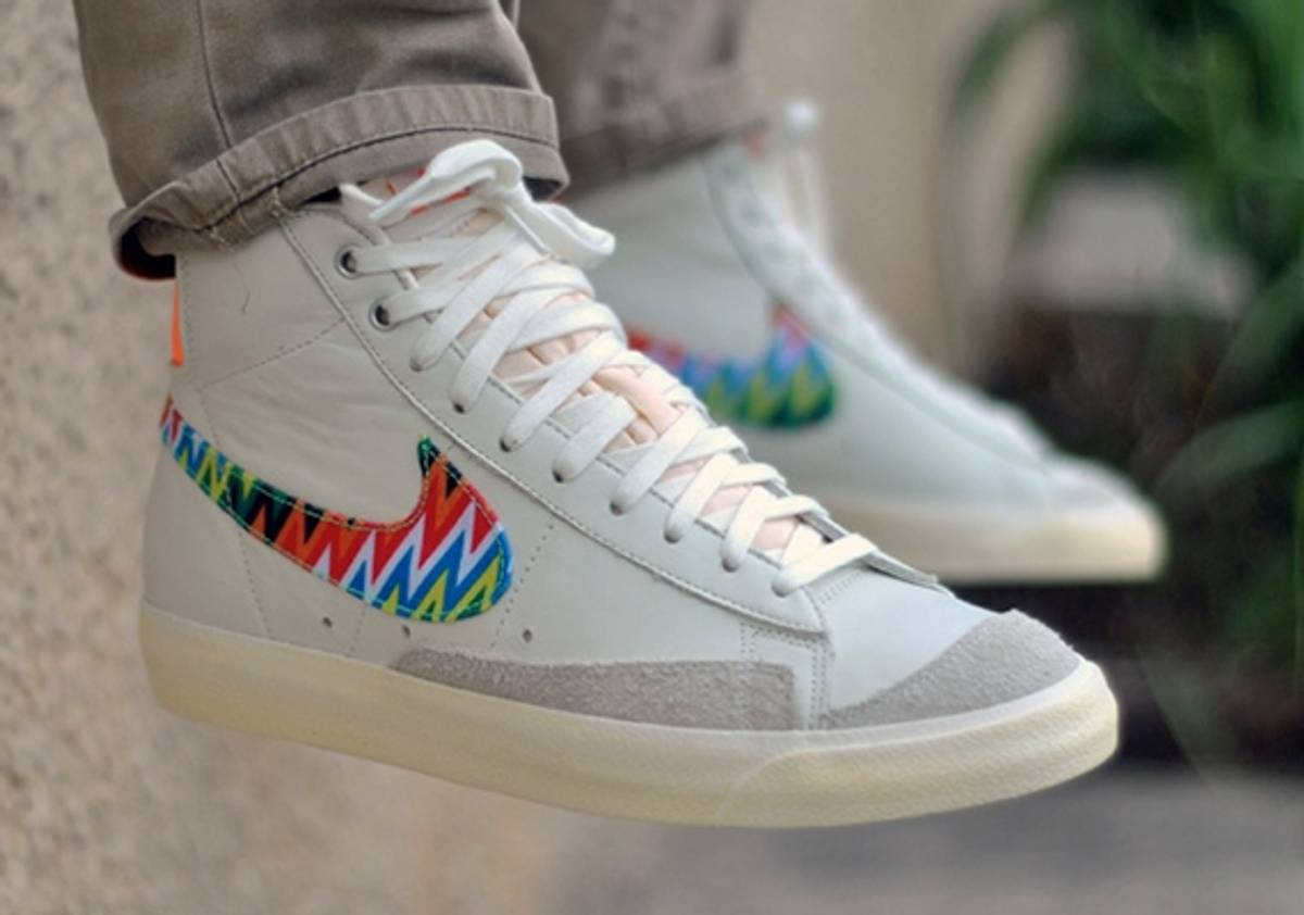 separation shoes b2a06 a147d Nike Nike Blazer Zig-Zag Size 10 - for Sale - Grailed