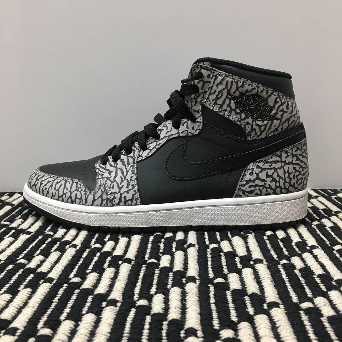 c6005d866a8c Nike Air Jordan 1 Elephant Print Size 8.5 - Hi-Top Sneakers for Sale ...