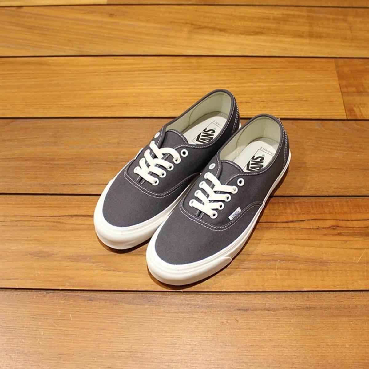 c56f57a81e9a Vans OG AUTHENTIC LX - ASPHALT BLACK Size 11 - Low-Top Sneakers for Sale -  Grailed