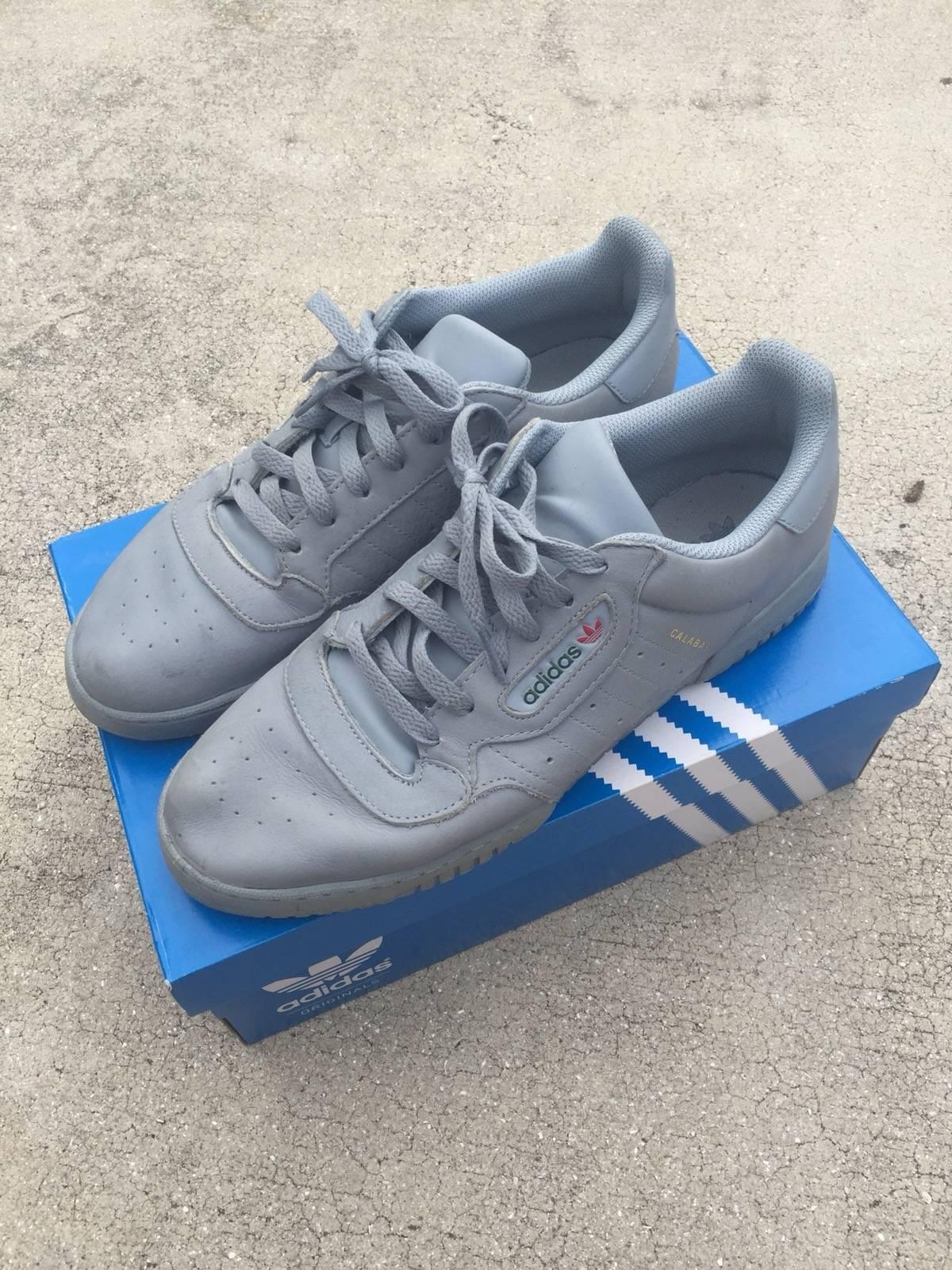82d8c08744dc9 Adidas Kanye West Steal Week -yeezy Powerphase Grey