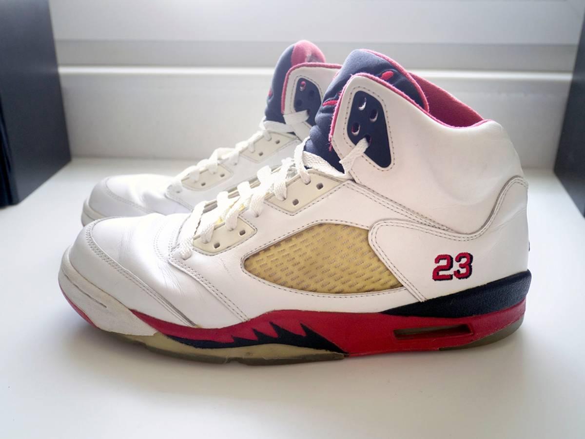 6531d4642d5 Nike × Jordan Brand ×. Air Jordan V Retro
