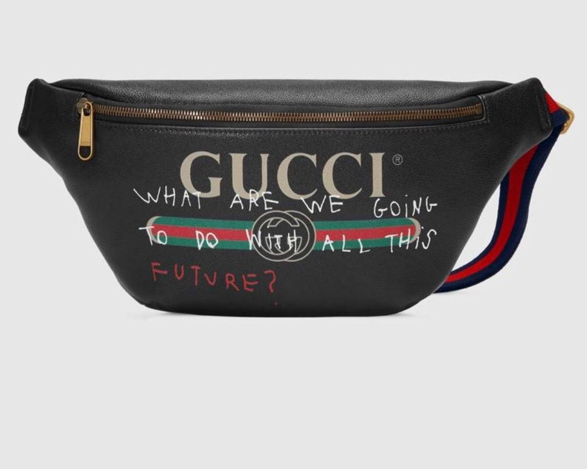 2bd480caa27 Gucci Authentic Gucci Coco Captain bum bag Size one size - Bags   Luggage  for Sale - Grailed