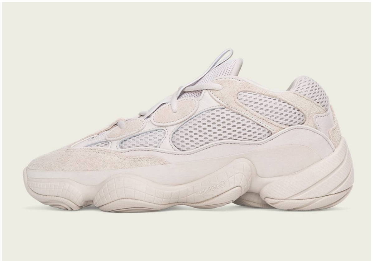 5cb6b2fdf Adidas Adidas Yeezy 500 Desert Rat Blush Size 9.5 Size 9.5 - Hi-Top  Sneakers for Sale - Grailed