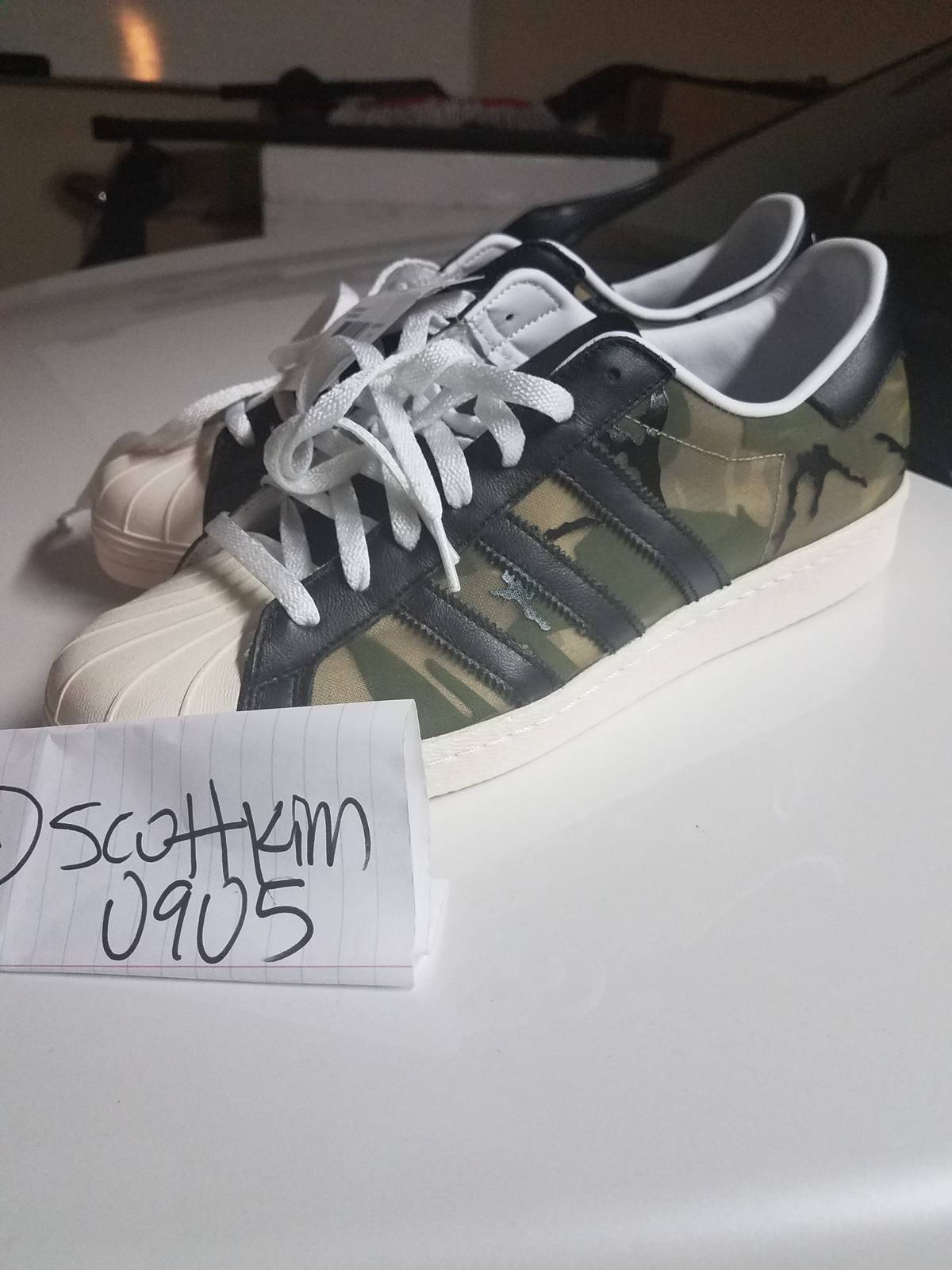 separation shoes b3ff0 b7390 Adidas ADIDAS X KZK X CLOT SUPERSTAR 80S 84-LAB Size 12 - Low-Top Sneakers  for Sale - Grailed