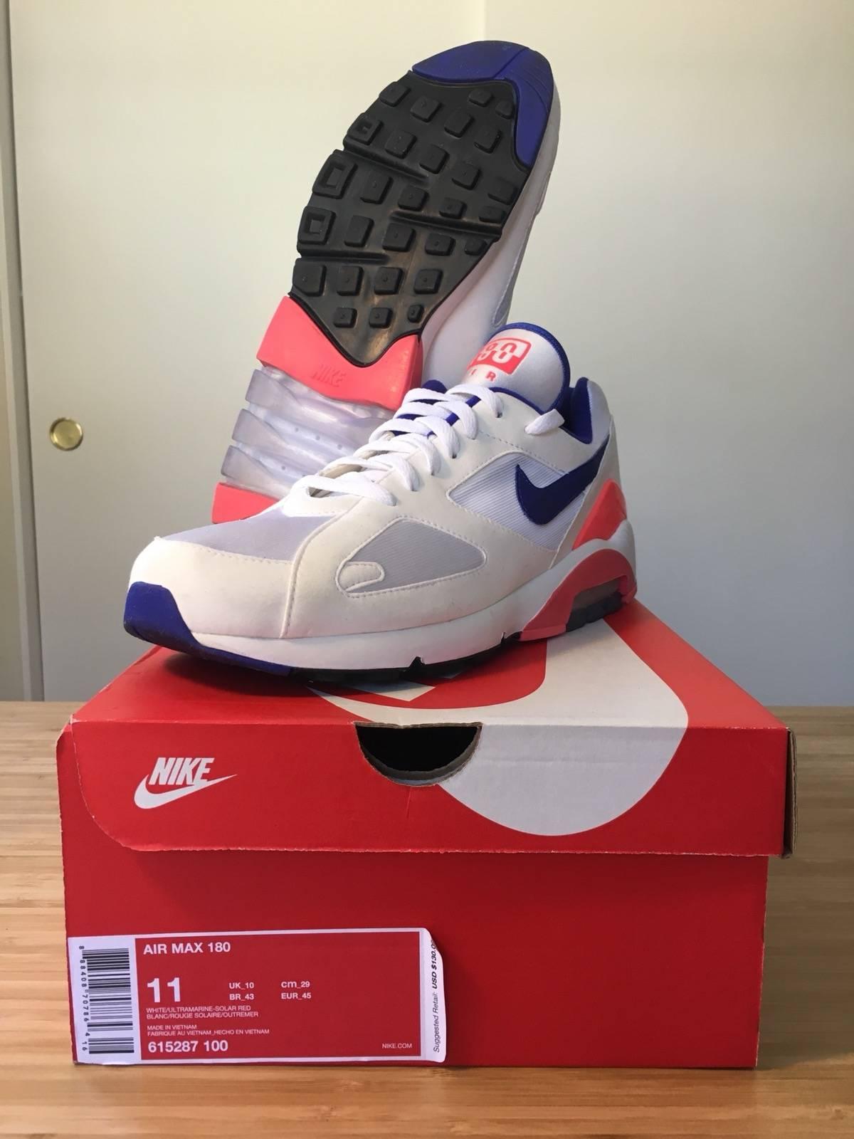 11105 Max 2018 Air Nike Size Ultramarine 2018 180 shQxCtdr