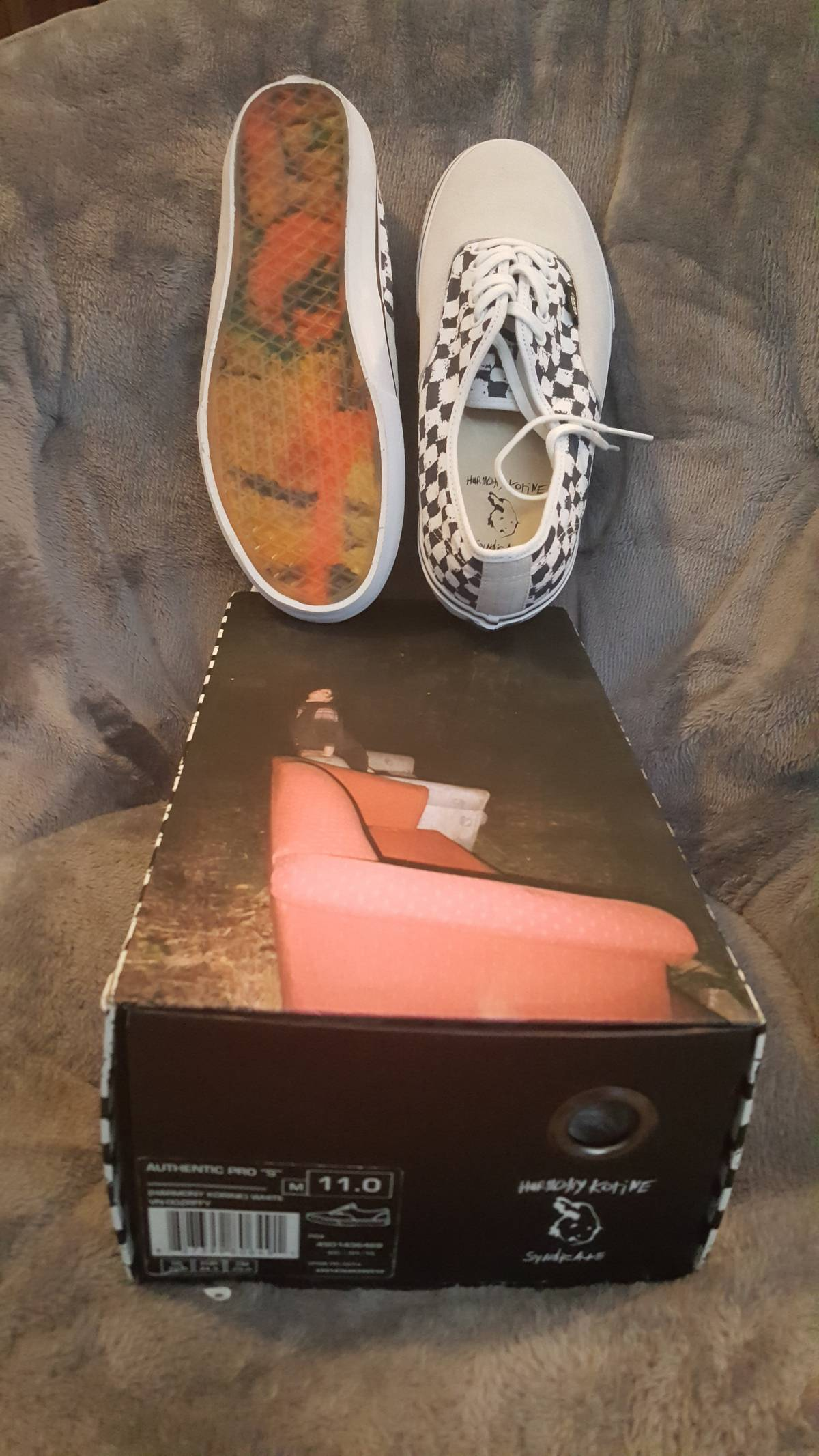 e80a8553bf Vans Vans Syndicate x Harmony Korine Authentic Pros Size 11 - Low ...