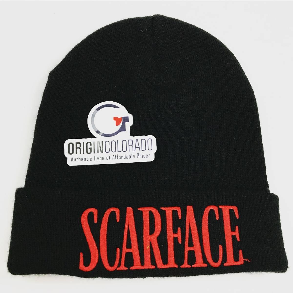 1a3e4fbf20985 Supreme ×. Supreme x Scarface Beanie Black