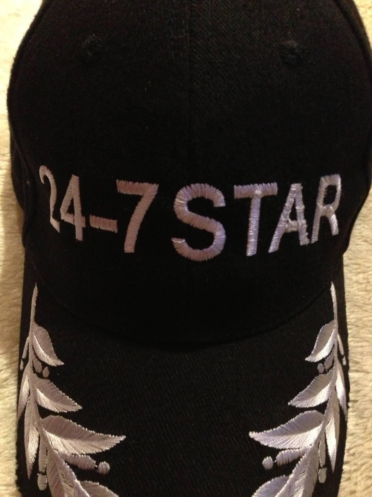 127c1ba9e7c Dsquared2 Dsquared2 24-7 Star Logo Cap Black