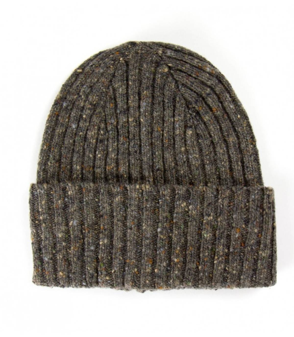 Drakes Donegal Beanie (Grey) Size one size - Hats for Sale - Grailed 44205868f8f