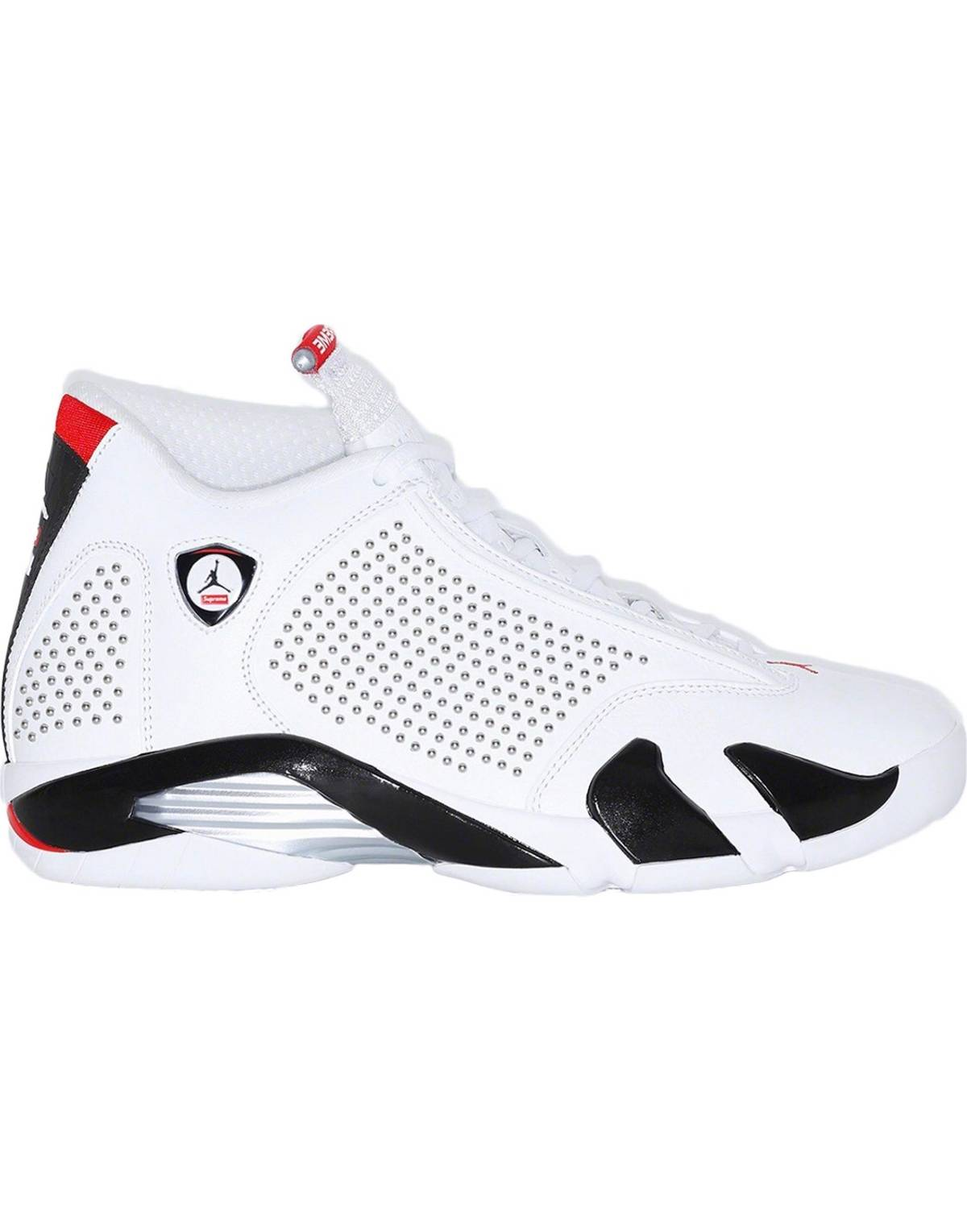 huge selection of 0dfa9 58cbe Jordan Brand × Supreme Supreme Nike Air Jordan 14 White 10 Size 10 $320