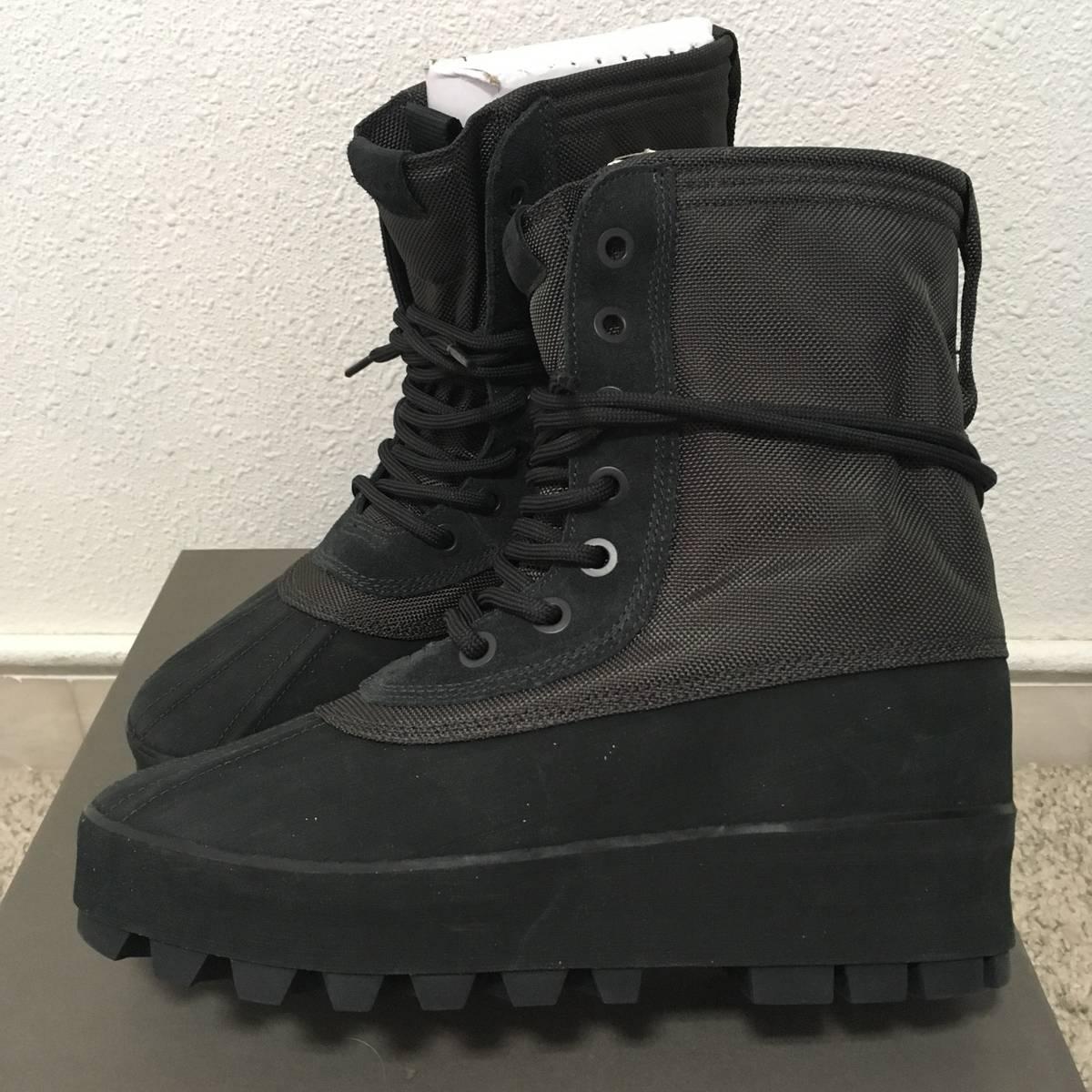 6908e06e4e8 Adidas × Kanye West Yeezy 950 M Pirate Black Size 7.5 $430