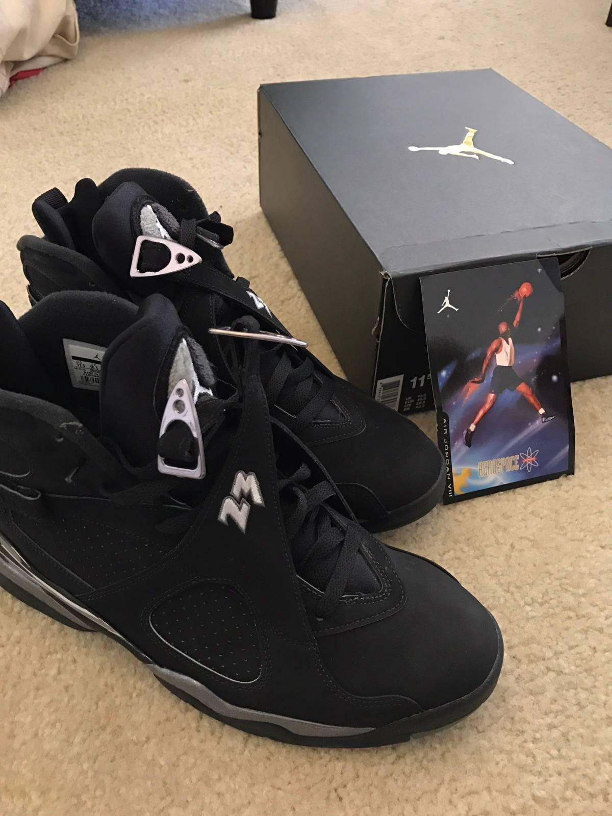low priced 6bf6e e3dde Jordan Brand Air Jordan 8 Retro Chrome   Grailed