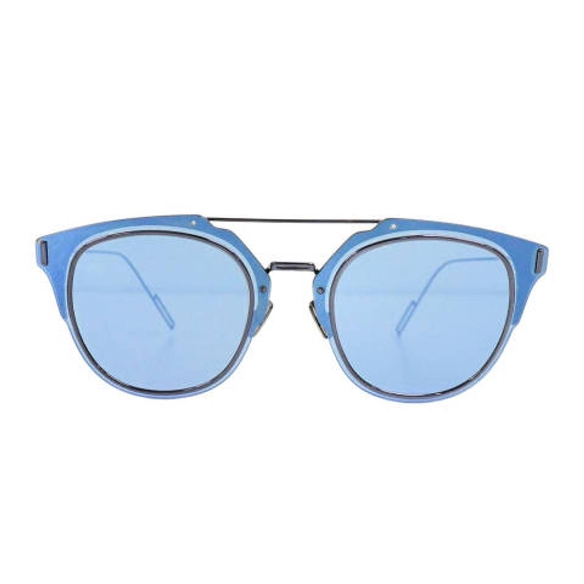 d9ba007d6d55 Dior Sunglasses Navy Composit Mirror Frame Composite Eyewear
