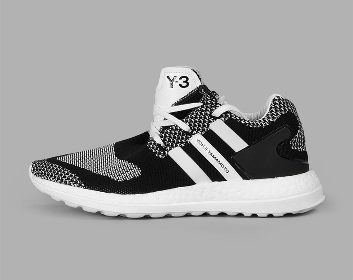 09c264cddeddd Y-3 Adidas Y-3 Pure Boost ZG Knit Size 9.5 - Low-Top Sneakers for Sale -  Grailed