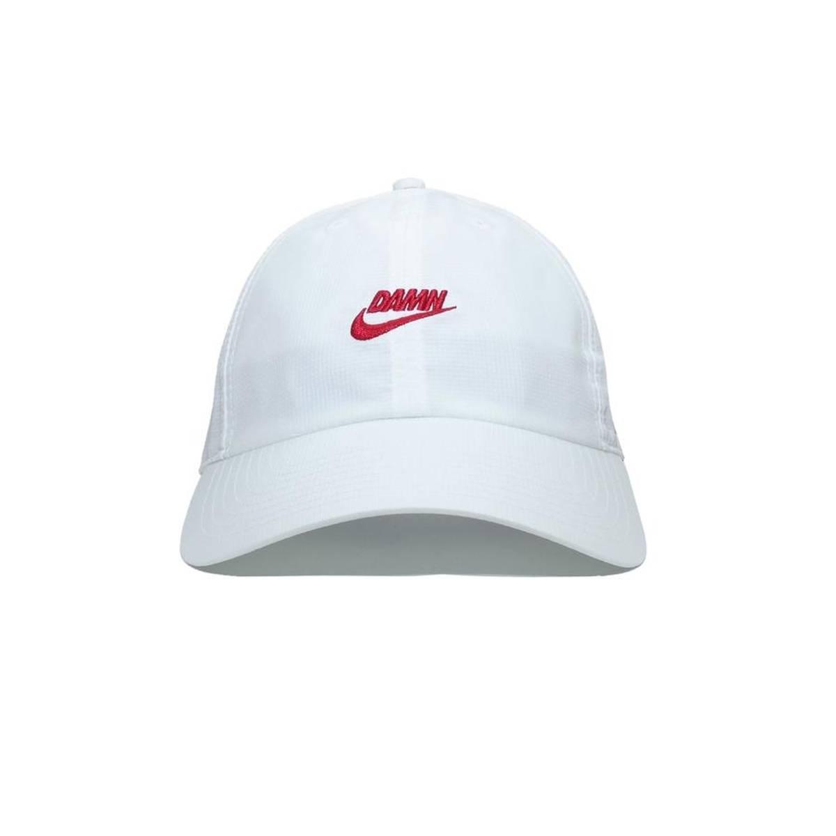 7bafcbfed63a7 Nike Nike X Kendrick Lamar Damn Hat (white)