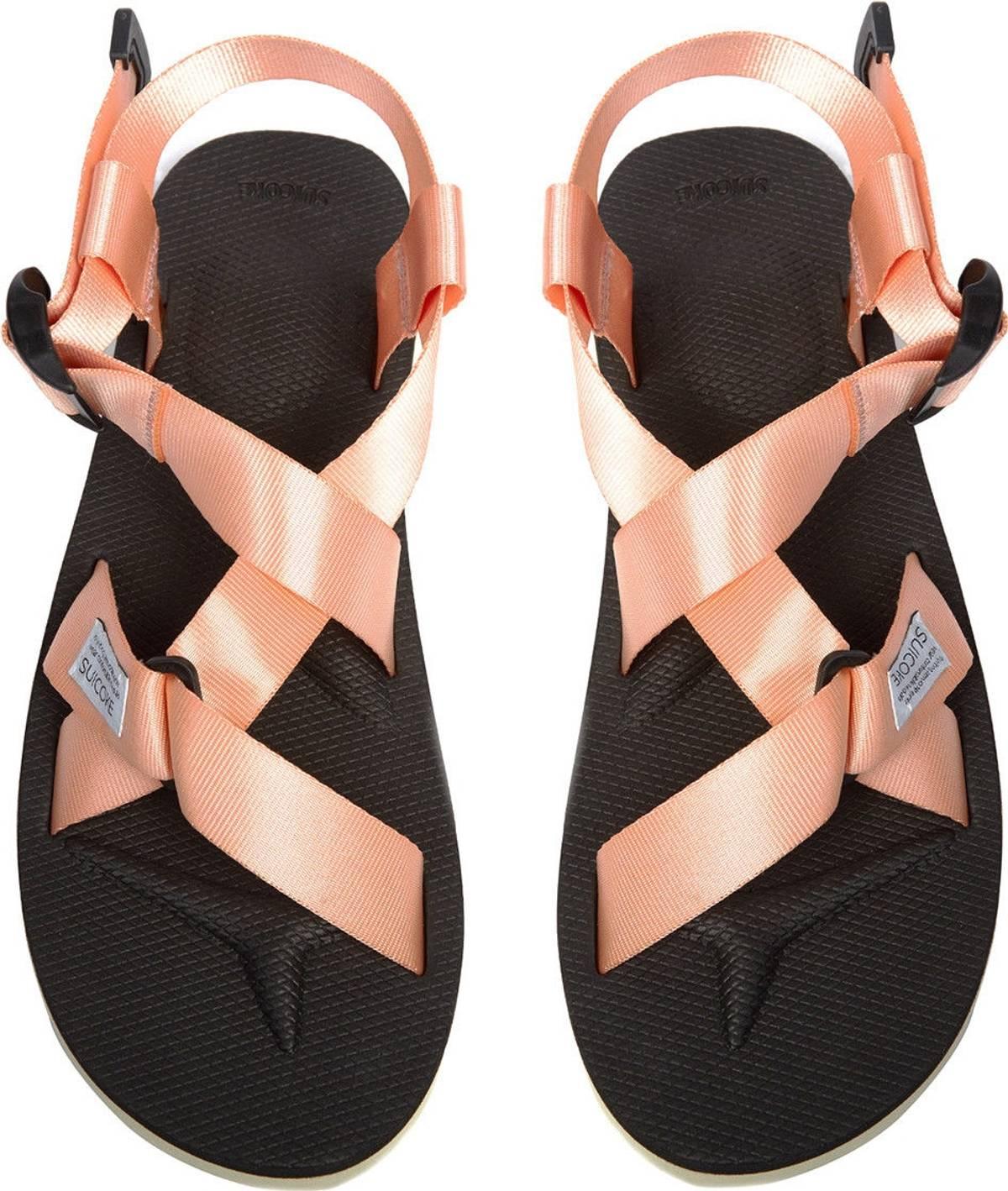 8ec0533f41a9 Suicoke Suicoke Men s CHIN2 Sandals Shoes OG-023-2 New Retails  198 Salmon  White Black Size 9 - Sandals for Sale - Grailed